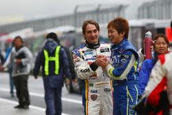 Andre Couto, Kohei Hirate