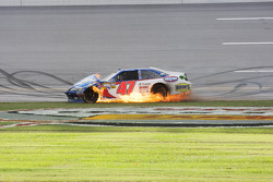 Bobby Labonte on fire