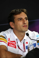 Pierre Wache, Sauber F1 Team