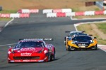 #10 Sofrev ASP Ferrari 458 Italia: Maurice Ricci, Gabriel Balthazard, Jerome Policand