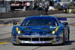 #01 Extreme Speed Motorsports Ferrari F458 Italia: Scott Sharp, Johannes van Overbeek, Toni Vilander