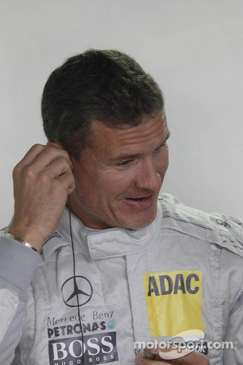 David Coulthard, Mcke Motorsport