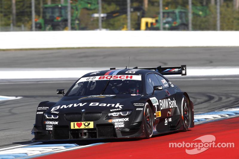 15. Bruno Spengler (BMW)