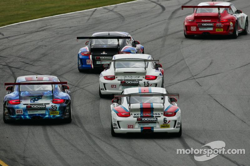 Porsche action