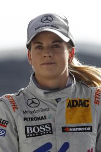 DTM Фотографії - Сюзі Вольфф, Persson Motorsport, AMG Mercedes C-Coupe