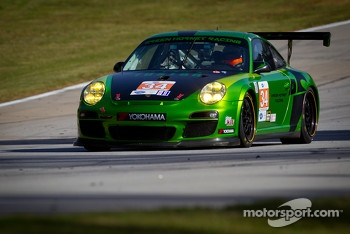 #34 Green Hornet Racing Porsche 911 GT3 Cup: Peter LeSaffre, Damien Faulkner, Brian Wong