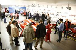 Famous Ferraris designed by Pininfarina