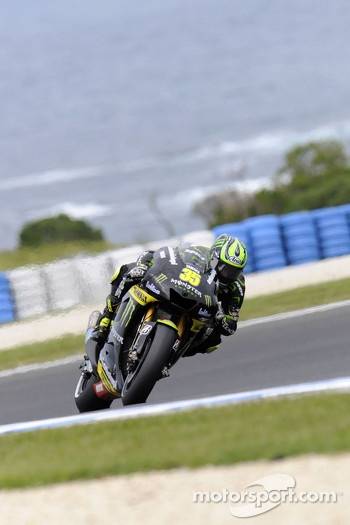 Cal Crutchlow, Yamaha Tech 3