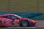 #61 AF Corse-Waltrip F458 Italia: Robert Kauffman, Rui Aguas, Marco Cioci