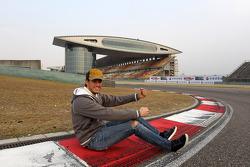 Fernando Monje, SEAT LeÛn WTCC, SUNRED Engineering