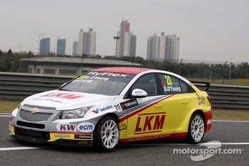 Darryl O'Young, Chevrolet Cruze 1.6T, bamboo-engineering