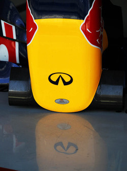 Red Bull Racing nosecone