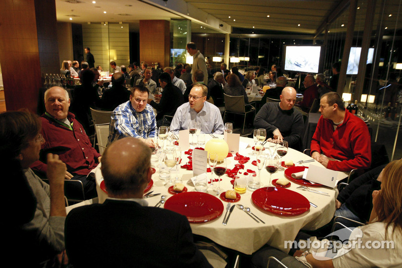 Ford farewell dinner