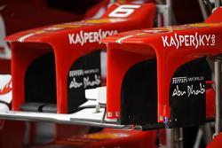 Scuderia Ferrari detail