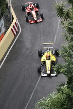 Felipe Nasr and Antonio Felix da Costa