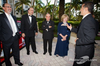 Jack Roush and friends