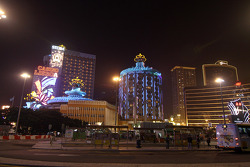 Macau Atmosphere