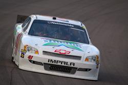 NASCAR-NS: Juan Carlos Blum, Rick Ware Racing Chevrolet