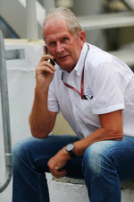 Dr Helmut Marko, Red Bull Motorsport Consultant