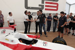 New 2013 GP3 car presentation