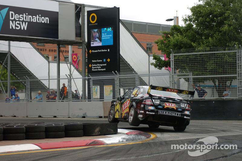 Steve Owen, VIP Petfoods Racing
