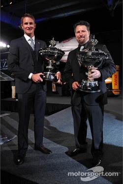 Ryan Hunter-Reay and Michael Andretti, Andretti Autosport
