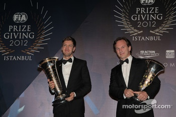 FIA Formula One World Championship - Sebastian Vettel - Christian Horner
