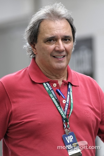 Reginaldo Leme (F1 TV PRESENTER)