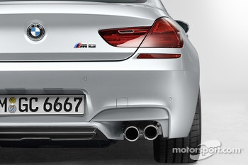 The new BMW M6 Gran Coupé