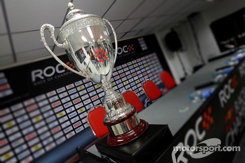 The ROC trophy