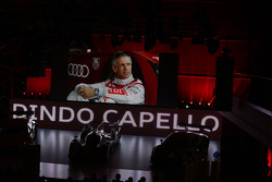 Rinaldo Capello is honored