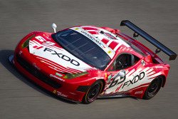 #69 AIM Autosport Team FXDD with Ferrari Ferrari 458: Emil Assentato, Anthony Lazzaro, Nick Longhi, Guy Cosmo
