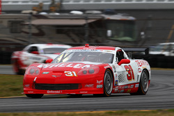 #31 Marsh Racing Whelen Engineering Chevrolet Corvette: Eric Curran, Boris Said, Lawson Aschenbach, Brandon Davis