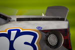 Mark Martin, Michael Waltrip Racing Toyota, rear spoiler