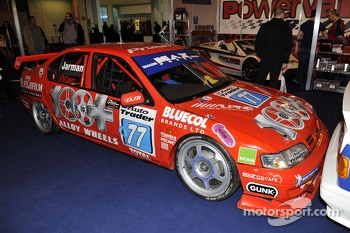 Ex Matt Neal BTCC Team Dynamics Nissan Primera
