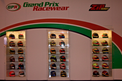 Grand Prix Racewear Display