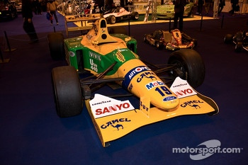 1992 Beneton F1 car