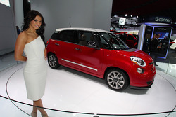 FIAT 500 Stand