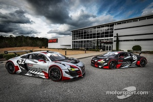 New paint-scheme for the APR Motorsport Audi R8