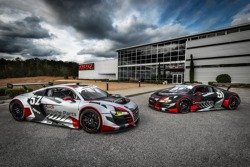 APR Motorsport Audi R8 livery unveil