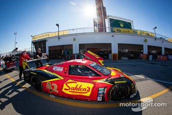 #42 Team Sahlen BMW Riley