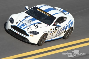 #15 Multimatic Motorsports Aston Martin Vantage: David Empringham, John Farano 