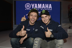 Yamaha Factory Racing presentation