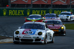 #59 Brumos Racing Porsche GT3: Andrew Davis, Leh Keen, Marc Lieb, Bryan Sellers