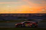 #55 AF - Waltrip Ferrari 458: Rui Aguas, Clint Bowyer, Robert Kauffman, Michael Waltrip