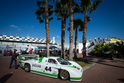 Rolex 24 Heritage Exhibition