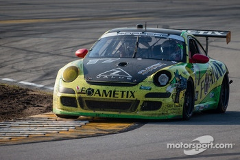 #17 Burtin Racing with Goldcrest Motorsports Porsche GT3: Jack Baldwin, Claudio Burtin, Martin Ragginger, Mario Farnbacher, Robert Renauer