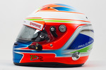 The helmet of Paul di Resta, Sahara Force India F1 Team