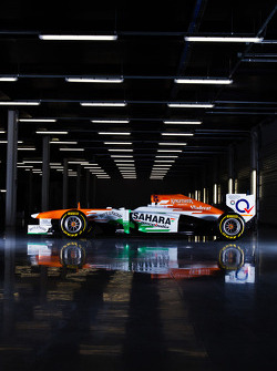 The Sahara Force India VJM06