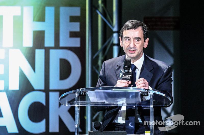 Pierre Fillon, president of the ACO